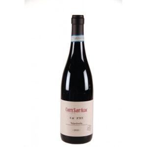 Valpolicella Ca' Fiui Bottle Image