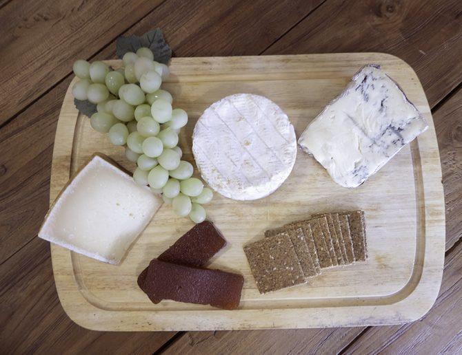 Italians cheese box