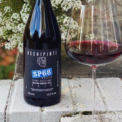 "Occhipinti ""SP68"" Terre Siciliane IGT 2019 Rosso 750ml"