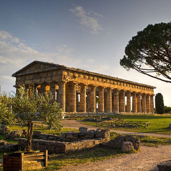 Paestum Campania