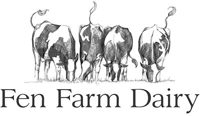Fen Farm Dairy logo.