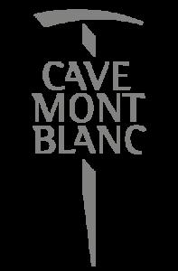 Cave Mont Blanc of Blanc de Morgex