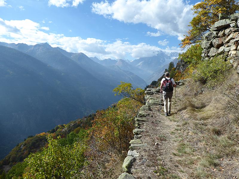 Aosta Valley wine trail