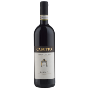 Cabutto Barolo Bottle Image