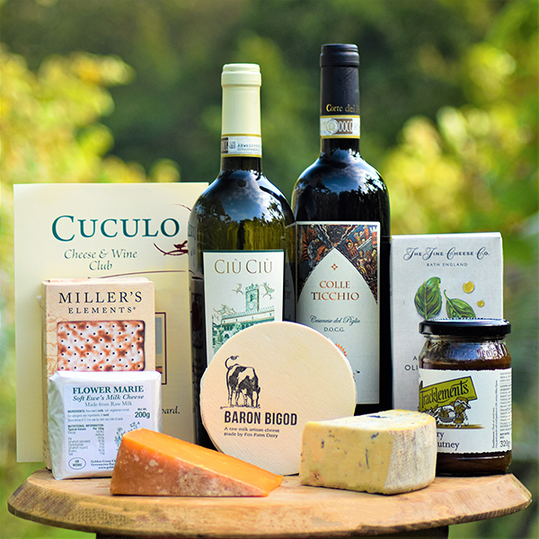 Cheese & Wine Club