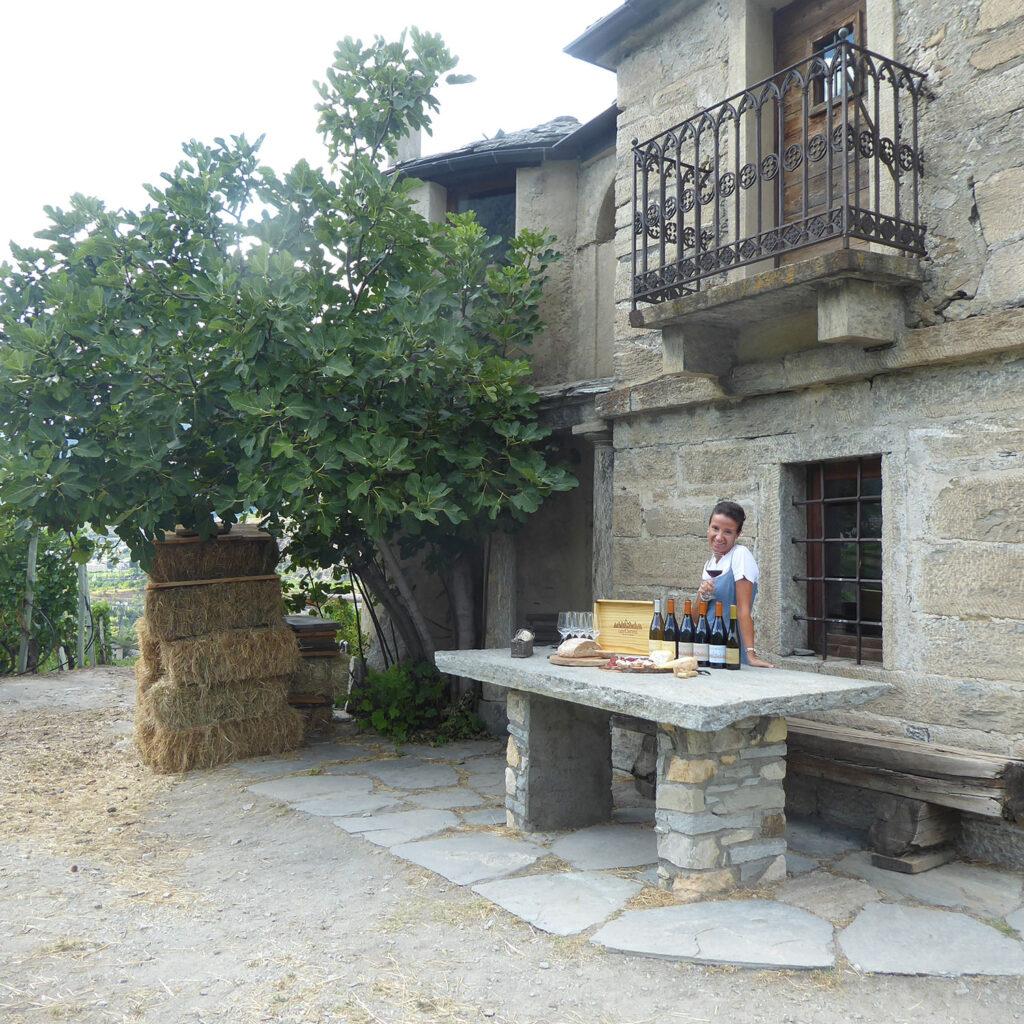 Les Cretes Wine Tour